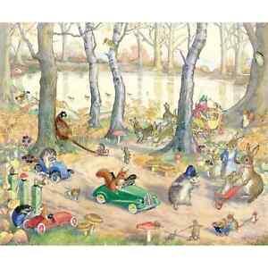 034-Woodland-Traffic-034-Print-by-Molly-Brett