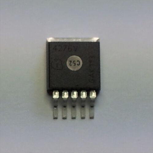 Tle4276v LOW DROP Voltage Régulateur ILE 4276 V construction compacte to263-5-1