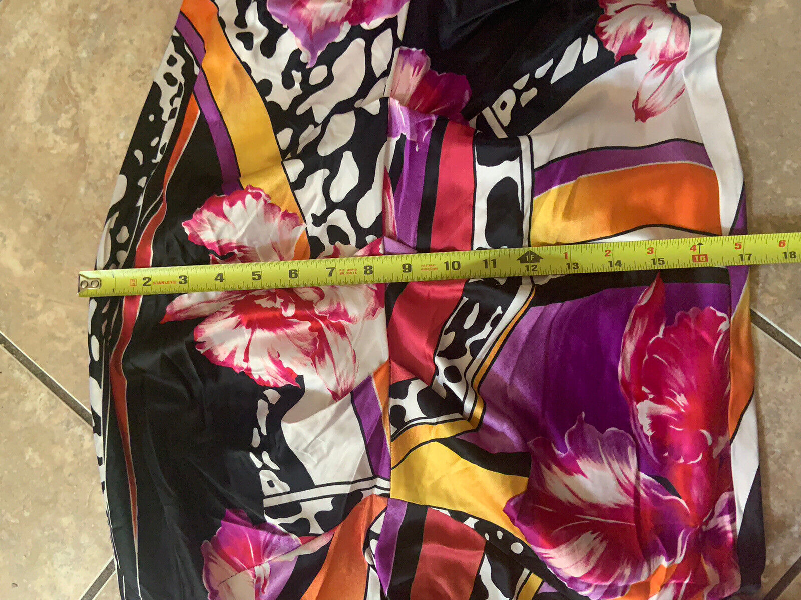 Cache 4 Maxi Strapless Printed Mermaid Dress Colo… - image 8