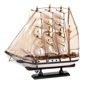 HOME-NAUTICAL-DECOR-PASSAT-SHIP-MODEL
