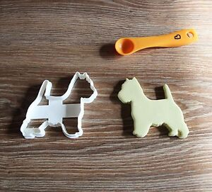 Westie-Highland-Terrier-Cookie-Cutter-Dog-Pup-Pet-Treat-puppy-Pupcake-topper
