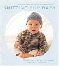 Knitting for Baby : 30 Heirloom Projects with Complete How-to-Knit Instructio...