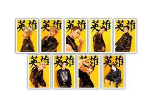 NCT127-NeoZone-Kick-It-Unofficial-Photocards-Set-Ver-1-KPOP-K-POP