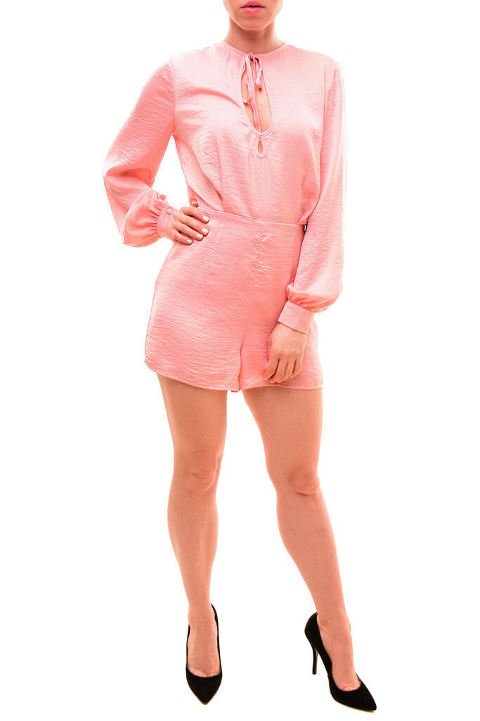 Finders Keepers Huntr L S Playsuit bluesh S RRP  150 BCF710