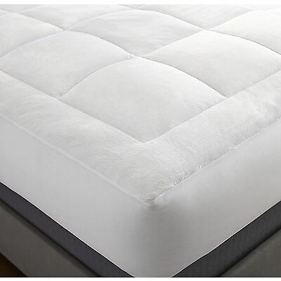 Hotel Quality Down Alternative Mattress Pad - Ultra Plush - Extra Soft