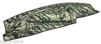 Mossy Oak Treestand Camo Camouflage Dash Mat Cover / 2005-07 Ford Super Duty