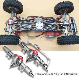 RC-Coche-Axles-Eje-Delantero-Trasero-para-SCX10-AXIAL-RC4WD-D90-1-10-RC-Tractor