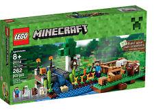 LEGO Minecraft 21114 The Farm Sealed Set Creative Steve Sheep Cow Skeleton TOY