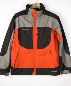 Columbia Kinder Titan Omni-Tech Wasserfeste Jacke Größe 18/20 ALZ261