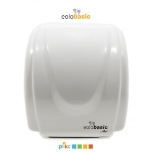 EOLO BASIC - Asciugamani Elettrico Con Fotocellula 2100W - PLIKC