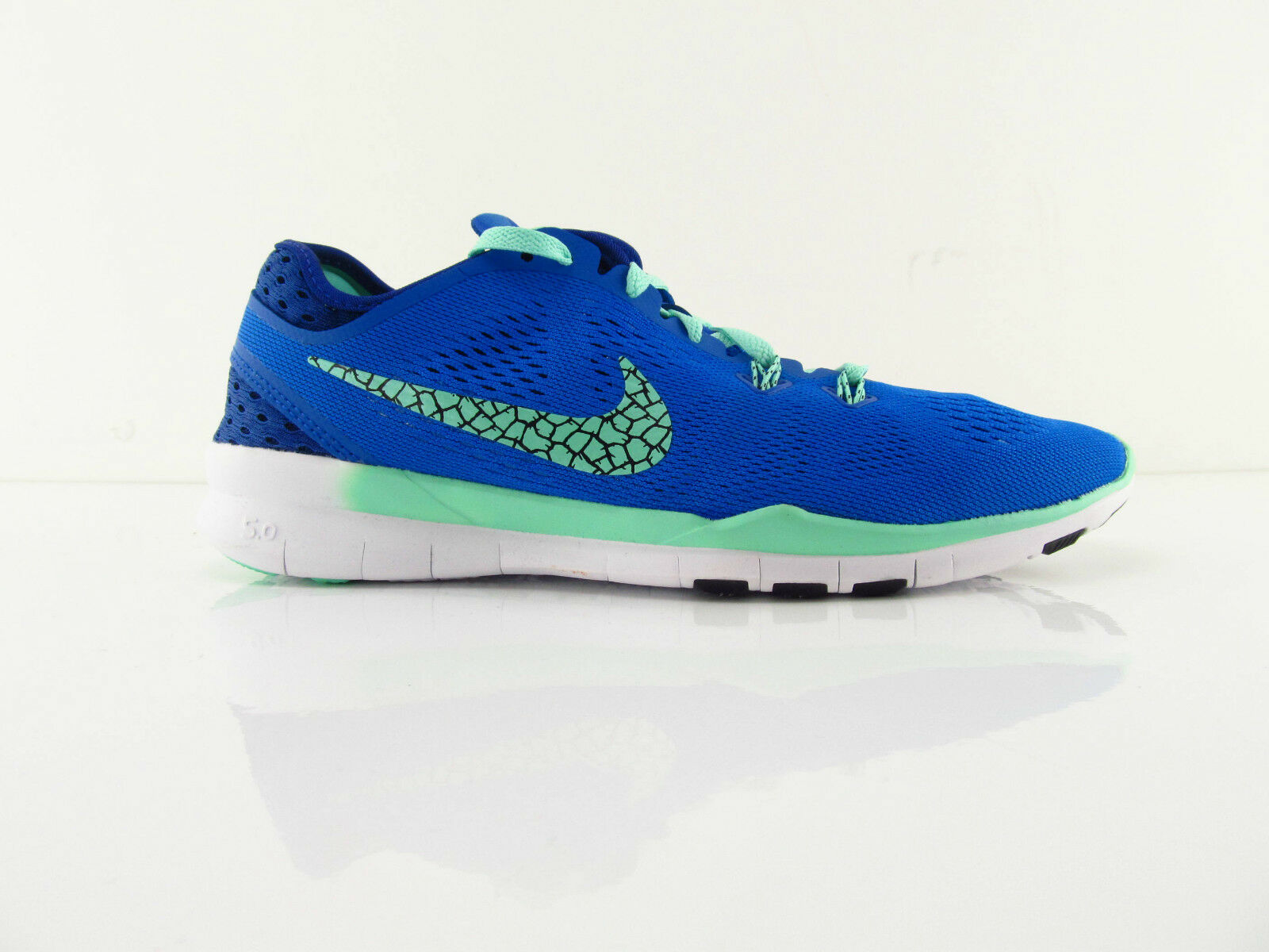 Nike Free 5.0 TR FIT 5 Blau Breathe Barefoot Running Training Blau 5 US_8 Eur 39 ac57c3