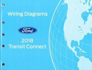 [DIAGRAM_4FR]  2018 Ford Transit Connect OEM Wiring Diagrams Schematics Manual Book  FCS2102918 | eBay | Ford Transit Wiring Diagram |  | eBay