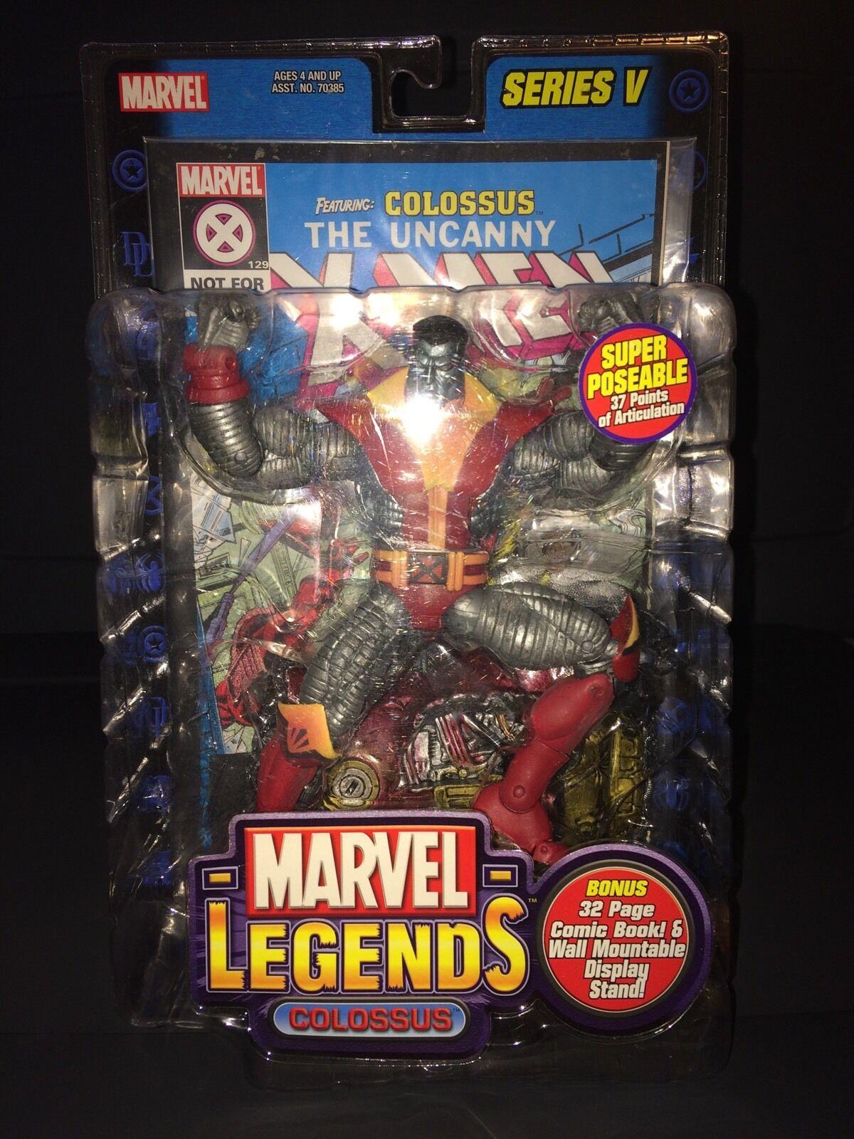Marvel Legends Colossus Series V   Spedizione gratuita per tutti gli ordini