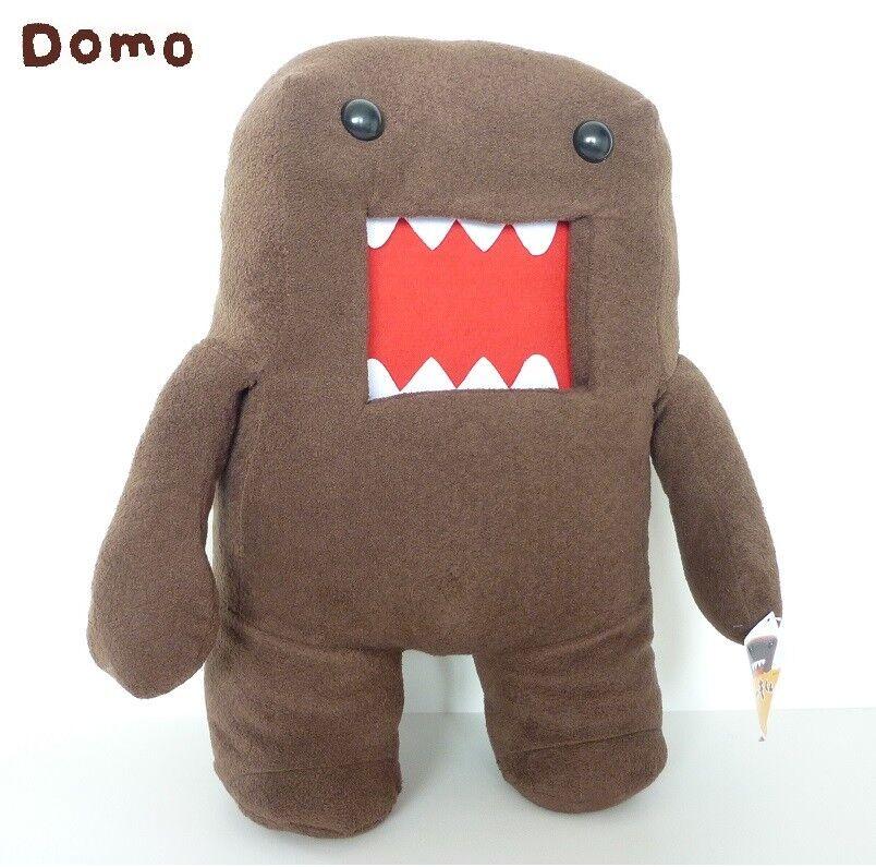 DOMO-KUN Plüschtier Stofftier 50cm JDM Anime Drift Japan Japan Japan Marvel Comic Figur Toy d1fc19