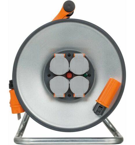 Brennenstuhl 9191250100 professionalLINE SteelCore Kabeltrommel 25m H07RNF 3G1,5