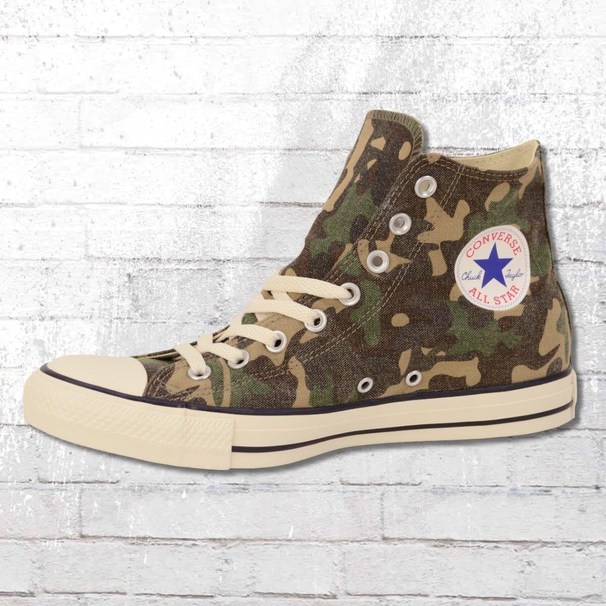 Converse Vintage Unisex Chucks CT High 152749 C Unisex Vintage Zapatos camouflage Sneaker 67a106