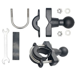 For-RAM-U-Bolt-Motorcycle-Handlebar-Mount-Base-1-034-for-garmin-Zumo-500-550-Supply