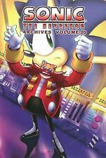 Sonic the Hedgehog Archives 20-ExLibrary