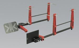 sealey ga50 laser rad spurmessger t ebay. Black Bedroom Furniture Sets. Home Design Ideas