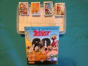 Lot-de-5-a-80-stickers-au-choix-Asterix-60-ans-d-039-aventures-panini-vignette-carte