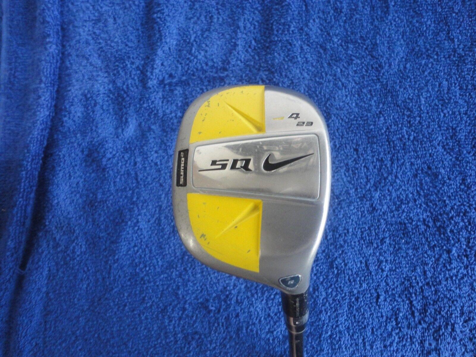 Nike Sq Sumo Squarojo  4 híbrido 23  , Grafito Regular, RH, (Z-392) hacer oferta  protección post-venta