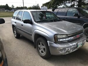 2005 trailblazer safetied