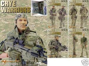 No Hot Toys 1/6 mil Crye Warriors Commandement des opérations spéciales conjointes