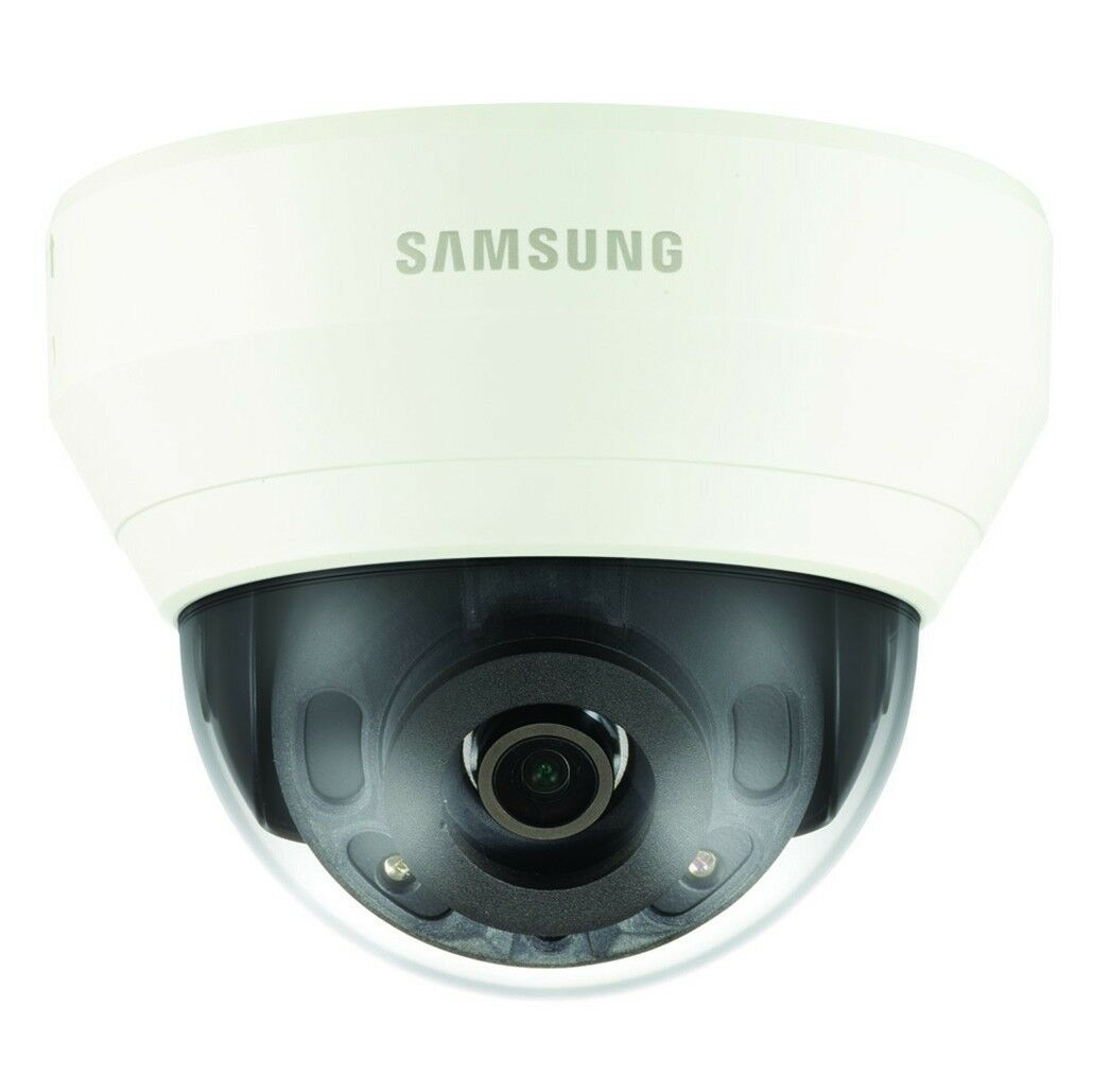 Samsung 2MP Full HD 1080P IP Network IR LED PoE Internal Dome CCTV Camera