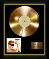Eurythmics / Ltd Edition CD Gold Disc / Record / Touch