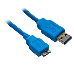 1m-USB-3-0-SuperSpeed-de-039-A-039-hasta-Micro-B-Disco-Duro-Cable-1-metro