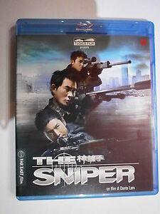 THE-SNIPER-FILM-IN-BLU-RAY-NUOVO-DA-NEGOZIO-COMPRO-FUMETTI-SHOP