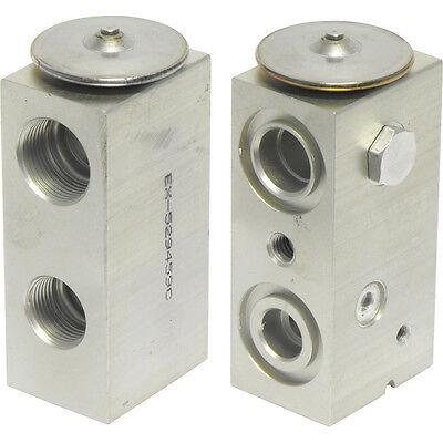 New AC A//C Thermostatic Expansion Valve Thermal TXV TX Valve Block Type H-Block