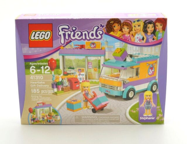 LEGO Friends 41310 Heartlake Gift Delivery w/ Stephanie Figure 185 Pieces TOY82