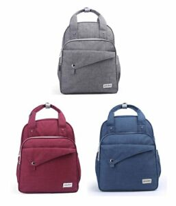 049-Baby-Nappy-Mummy-Diaper-Changing-Bag-Backpack-Set-Multi-Function-Bags-UK