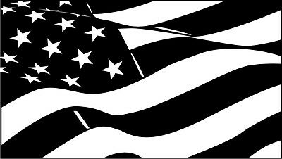 Dxf Cdr And Eps File For Cnc Plasma Or Laser Cut American Flag Ebay