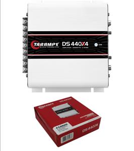 Taramps-DS440X4-Full-Range-2-Ohms-440W-4-Channel-Class-D-Car-Audio-Amplifier