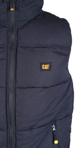 CAT Caterpillar Arctic Zone Body Warmer Mens Water Resistant Quilted Gilet Vest