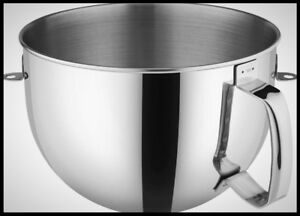 Kitchenaid 6 Qt Bowl Replacement Stand Mixer Attachment