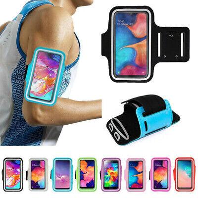 Sports Running Jogging Gym Waist Strap Holder Bags For Samsung Galaxy Note10 5G