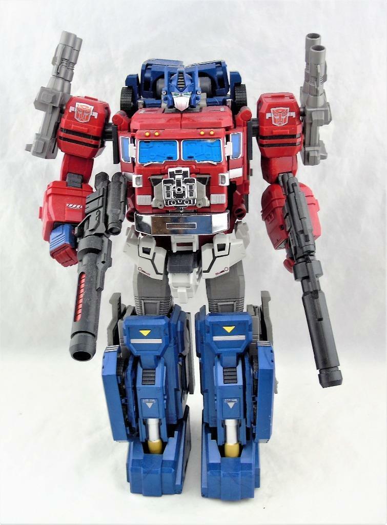 Transformers Fans Hobby Master Builder MB06 MASTER PIU 'BASSI COMPLETO