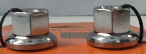FIXED-GEAR-TRACK-SINGLE-SPEED-9x1-FRONT-AXLE-NUTS-PAIR