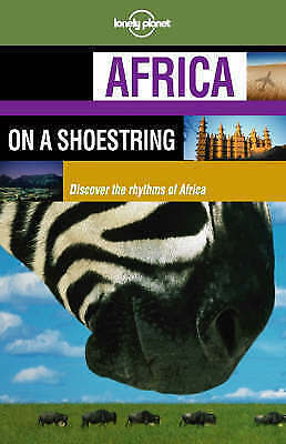 """""""AS NEW"""" Africa on a Shoestring (Lonely Planet Shoestring Guide), Crowther, Geof"""