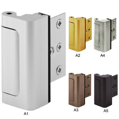 Metal U Door Reinforcement Lock Defender Security Door ...
