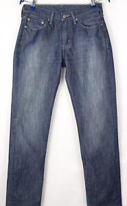 Levi's Strauss & Co Hommes 514 Droit Jambe Slim Jean Taille W31 L32 BCZ238