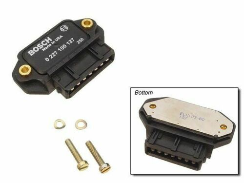 For 1986-1989 Saab 9000 Ignition Control Unit Bosch 92894BY 1987 1988