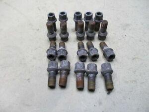 AUDI-A6-AVANT-4F-5-C6-Radbolzensatz-Radschrauben-1-Satz-20-Stueck