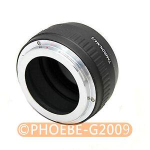Tamron-Lens-to-Micro-4-3-adapter-E-P3-P2-PL1-GF1-G2-GH2