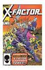 X-Factor #2 (Mar 1986, Marvel)