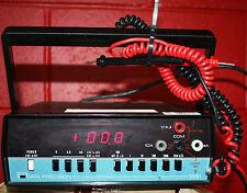 Data Precision 1351 Line voltage meter digital multimeter large led display