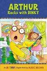 Arthur Rocks With Binky by Stephen Krensky 9780316115438 Paperback 1998